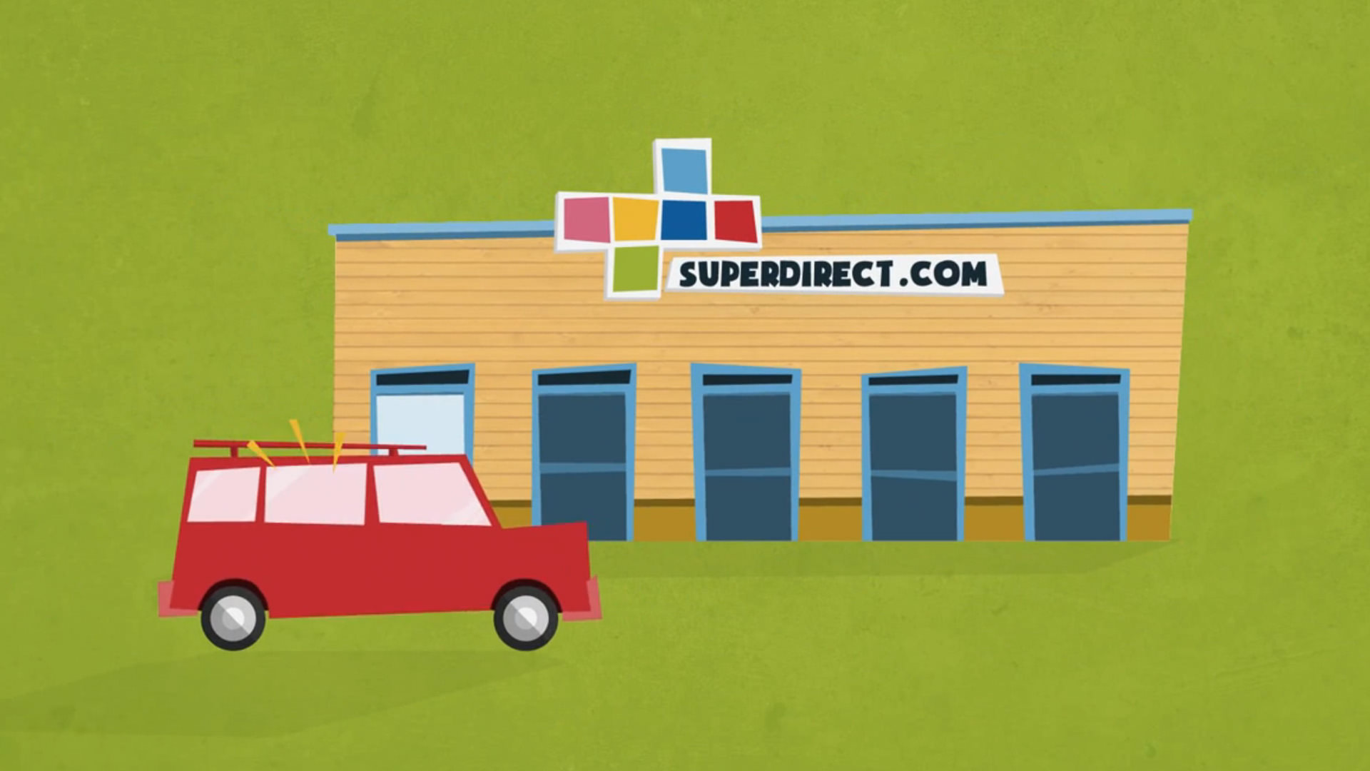 Superdirect explanimation