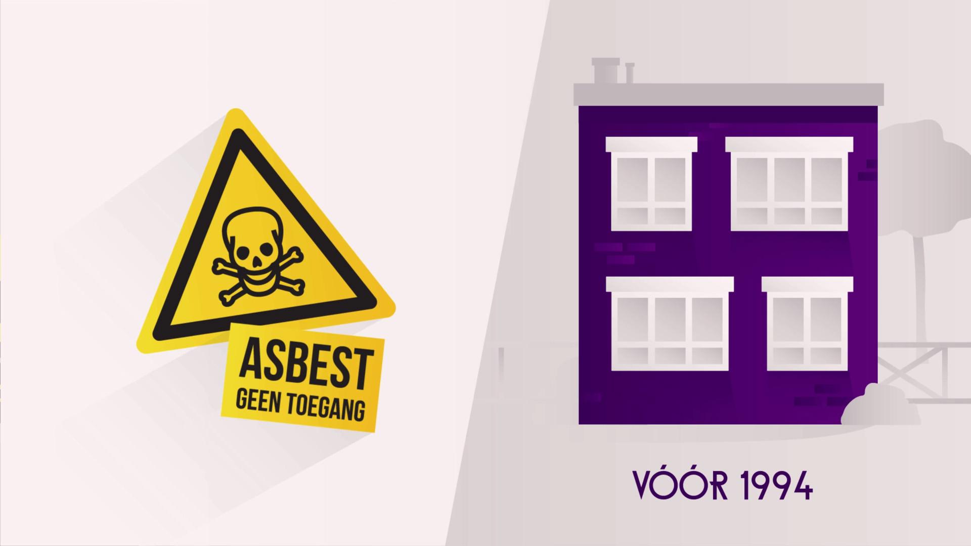 Asbest verwijderen SZW