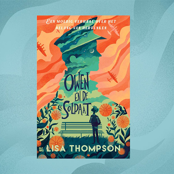 Cover van het boek Owen en de Soldaat